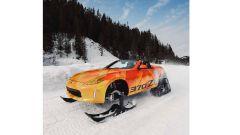 Nissan 370Zki Concept: la sportiva diventa una motoslitta - Immagine: 6