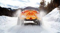 Nissan 370Zki Concept: la sportiva diventa una motoslitta - Immagine: 8
