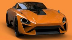 Nissan 400Z, il render del car designer Le Yang Bay