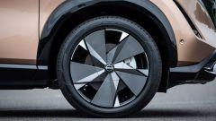 Nissan Ariya 2020: cerchi in alluminio da 19