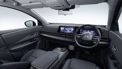 Nissan Ariya 2020: gli interni