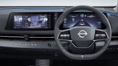 Nissan Ariya 2020: il cruscotto