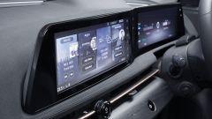Nissan Ariya 2020: il doppio schermo da 12.3