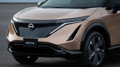 Nissan Ariya 2020: il nuovo frontale