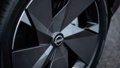 Nissan Ariya 2020: il nuovo logo sui cerchi