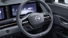 Nissan Ariya 2020: il volante a due razze