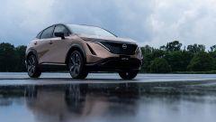 Nissan Ariya 2020: la nuova crossover elettrica
