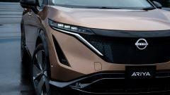 Nissan Ariya 2020: le luci diurne dinamiche
