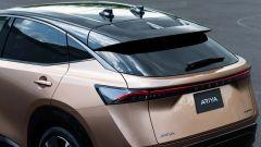 Nissan Ariya 2020: particolare del posteriore