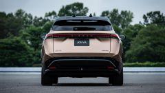Nissan Ariya 2020: visuale posteriore