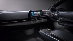 Nissan Ariya: concept anche l'abitacolo, a cominciare dal nuovo display