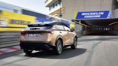 Nissan Ariya è già in strada. Anzi, in pista. Eccola a Montecarlo. Video - Immagine: 4