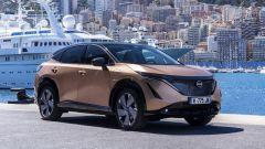 Nissan Ariya è già in strada. Anzi, in pista. Eccola a Montecarlo. Video - Immagine: 9
