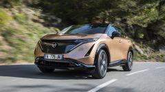Nissan Ariya è già in strada. Anzi, in pista. Eccola a Montecarlo. Video - Immagine: 10