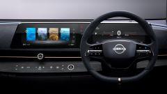 Nissan Ariya: la strumentazione digitale
