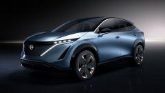 Nissan Ariya: il SUV elettrico del futuro dopo Qashqai