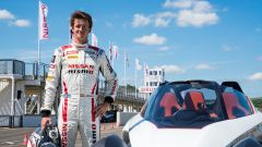 Nissan BladeGlider e Lucas Ordóñez (2)