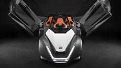 Nissan BladeGlider: vista frontale