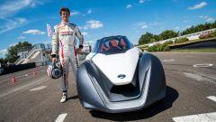 Nissan BladeGlider: il prototipo full electric al Festival di Goodwood