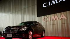 Nissan Cima 2012 - Immagine: 2