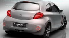 Nissan Compact Sports Concept - Immagine: 3