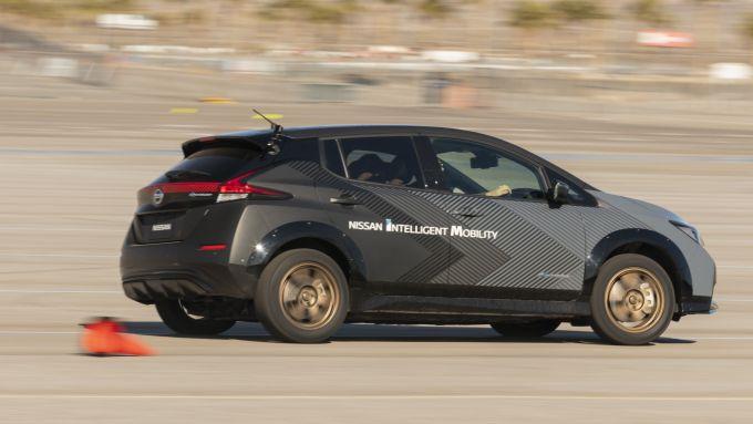 Nissan e-4ORCE: è 4x4 revolution?