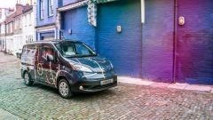 Nissan e-NV200 WORKSPACe: il furgone elettrico giapponese diventa un ufficio mobile