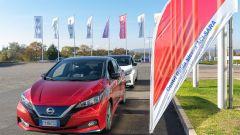 Nissan e UNASCA, il corso per la guida delle auto elettriche