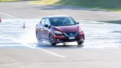 Nissan e UNASCA, un momento della parte pratica del corso
