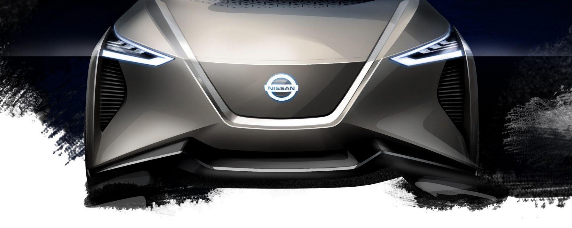Nissan: tutto quello che sappiamo sul nuovo SUV elettrico