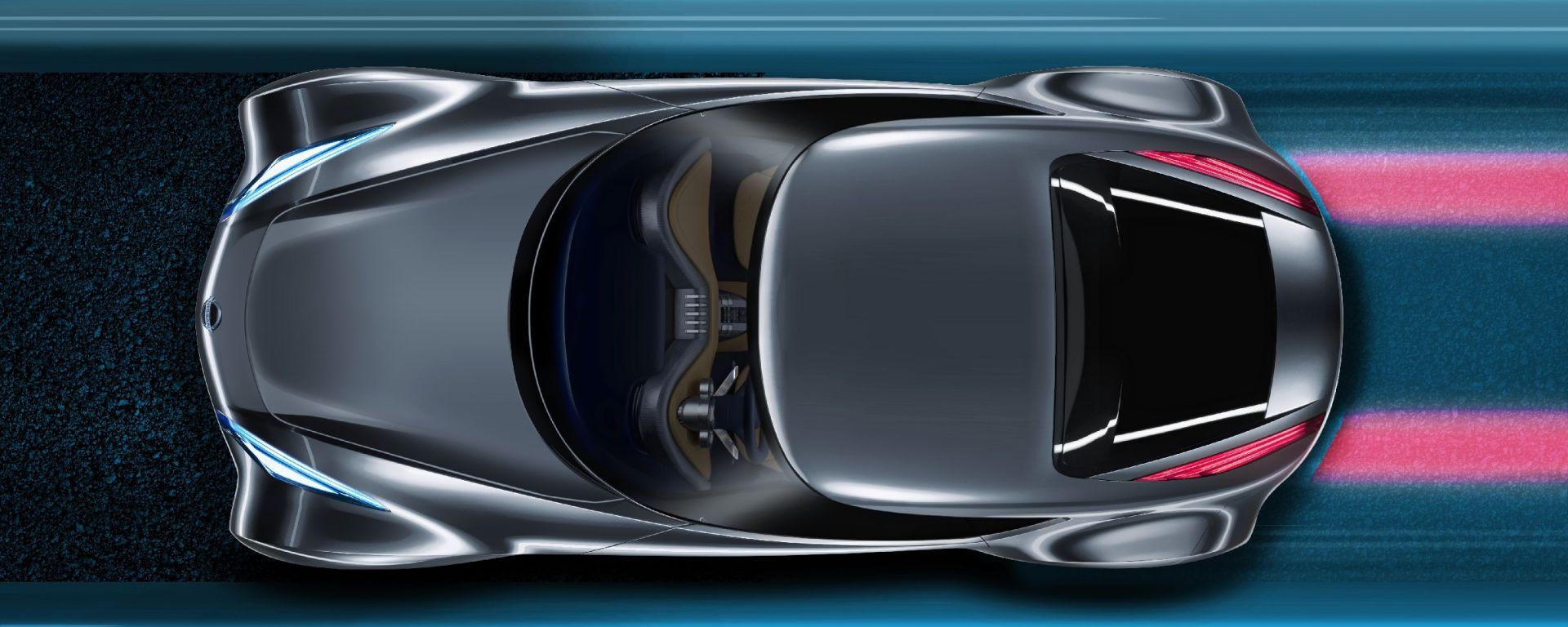 Nissan ESFLOW: le nuove immagini in HD