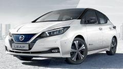 Nissan EV-Care: prova una Nissan Leaf per 48 ore