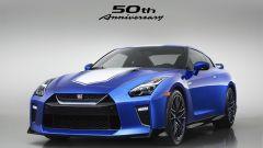 Nissan GT-R 50th Anniversary Edition debutta a New York - Immagine: 7