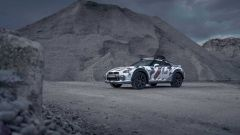 Nissan GT-R diventa un fuoristrada da 600 CV