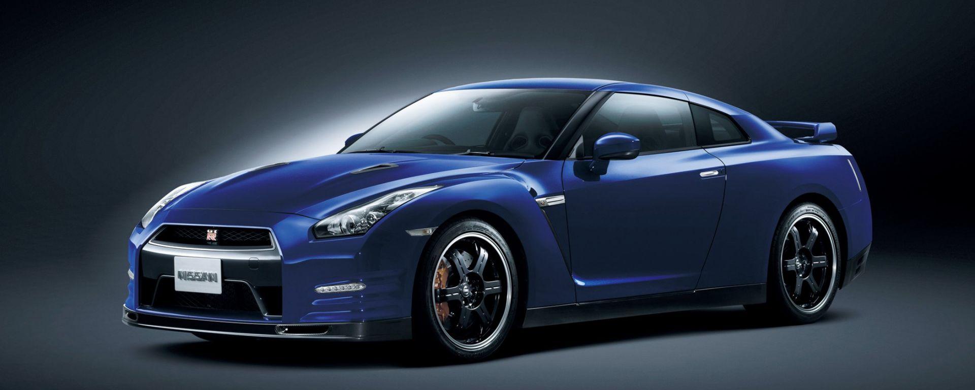 Nissan GT-R my 2012