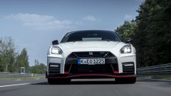 Nissan GT-R Nismo 2020, il frontale