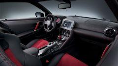 Nissan GT-R Nismo: l'abitacolo