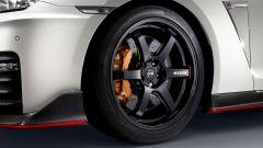Nissan GT-R Nismo: l'impianto frenante