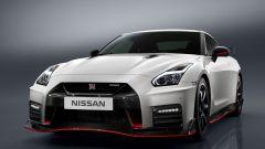 Nissan GT-R Nismo: prese d'aria ancora più generose per raffreddare il V6 da 600 cv