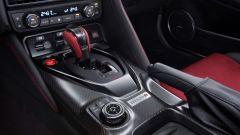 Nissan GT-R Nismo: tanta fibra di carbonio anche per l'abitacolo