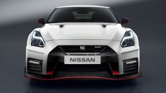 Nissan GT-R Nismo: vista anteriore