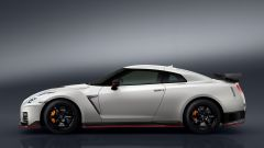 Nissan GT-R Nismo: vista laterale
