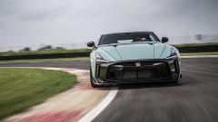 Nissan GT-R50 by Italdesign in pista