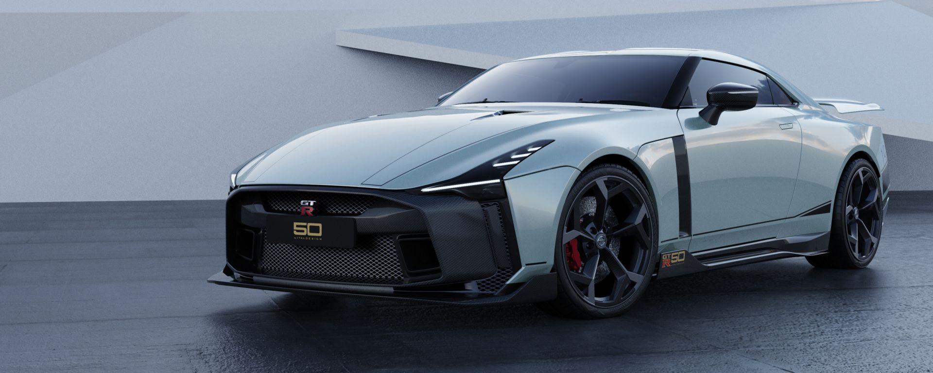 Nissan GT-R50 by Italdesign: la muscle car italo/nipponica in consegna a fine 2020
