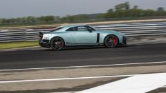 Nissan GT-R50 by Italdesign: visuale laterale
