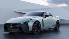 Nissan GT-R50, i test al simulatore