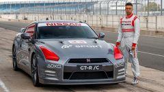 Nissan GT-R/C a Silverstone