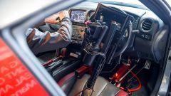 Nissan GT-R/C, abitacolo