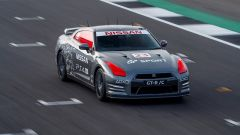 Nissan GT-R/C in azione