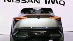 Nissan IMQ Concept, a Ginevra altro Suv elettrico e autonomo - Immagine: 4